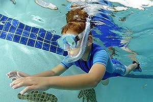 Cressi Kids Caicos - Neopreno para surf de niños (Lycra)