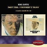 echange, troc King Curtis - Sweet Soul: Everybody's Talkin