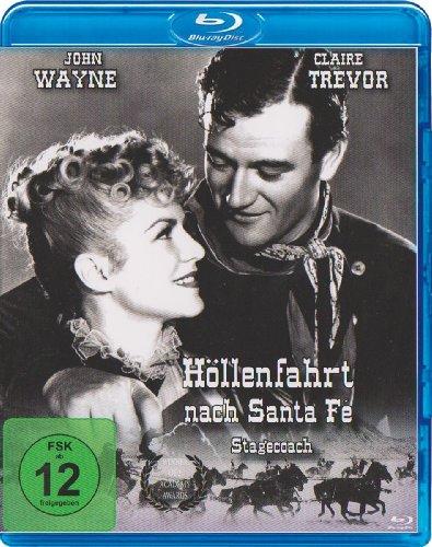 Höllenfahrt Nach Santa Fe (Stagecoach) [Blu-ray]