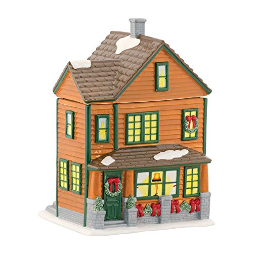 A Christmas Story Ralphie's House Cookie Jar