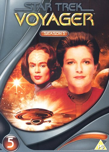 Star Trek Voyager  – Season 5 (Slimline Edition)
