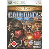 "Call of Duty 3 - Gold Editionvon ""NBG EDV Handels &..."""