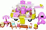 Hello Kitty Camper Van