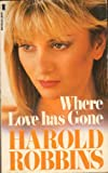 Where Love Has Gone (0450000451) by Harold Robbins