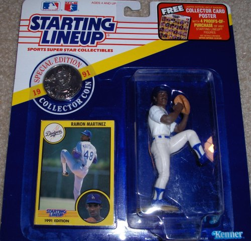 Ramon Martinez 1991 MLB Starting Lineup