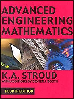 Engineering 4th (Fourth) edition(Advanced Engineering Mathematics ...
