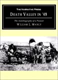 img - for Death Valley in '49: The Autobiography of a Pioneer book / textbook / text book