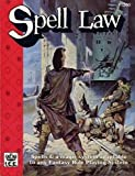 img - for Spell Law (Advanced Fantasy Role Playing, 2nd ed Stock No. 1200) by Peter C. Fenlon Jr., Terry K. Amthor S. Coleman Charlton (1990-09-04) book / textbook / text book
