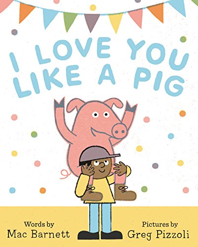 Book Cover: I Love You Like a Pig