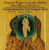 echange, troc Ural Cossack Choir - Sacred Hymns of Old Russia