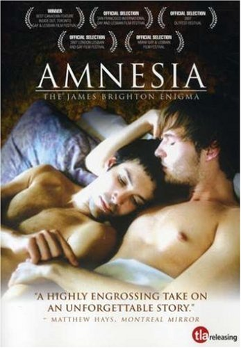 Cover art for  Amnesia: The James Brighton Enigma
