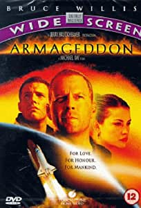 Armageddon- Widescreen [DVD] [UK Import]