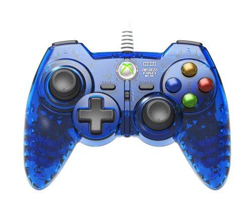 HORI Xbox 360 GEM PAD EX - Sapphire Blue
