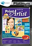 Software - Print Artist 22 - Avanquest Platinum Edition