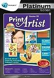 Software - Print Artist 22 - Avanquest Platinum Edition
