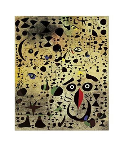 ArtopWeb Panel Decorativo Mirò the Beautiful Bird… 76x60 cm
