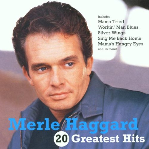 MERLE HAGGARD - 20 Greatest Hits (Capitol) - Zortam Music