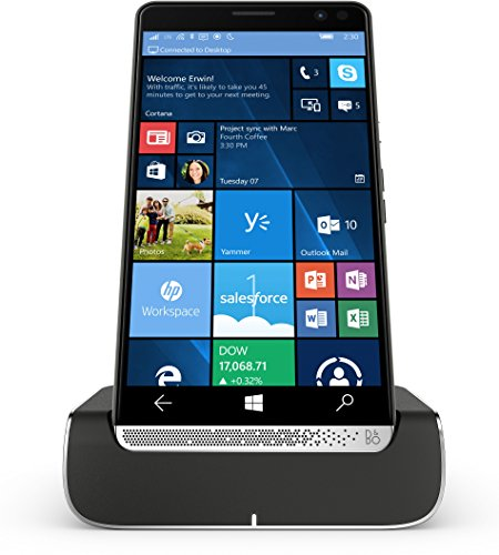 HP Elite x3 64GB 3G 4G Cromo, Grafite
