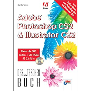eBook Cover für  Adobe Photoshop CS2 amp Adobe Illustrator CS2