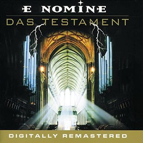 Das Testament [German Bonus Tracks] [IMPORT]: E Nomine: Amazon.ca ...