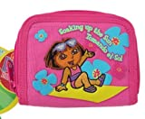 Nick Jr Dora The Explorer Wallet - Soaking Up The Sun zip wallet