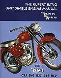 The Rupert Ratio Unit Single Engine Manual for BSA C15, B40, B25, B44, B50