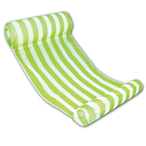 Green Water Hammock Pool Lounge