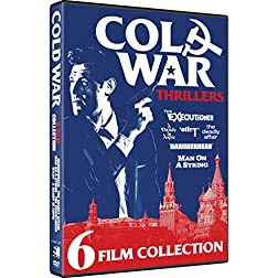 Cold War Thrillers - 6 Movie Set