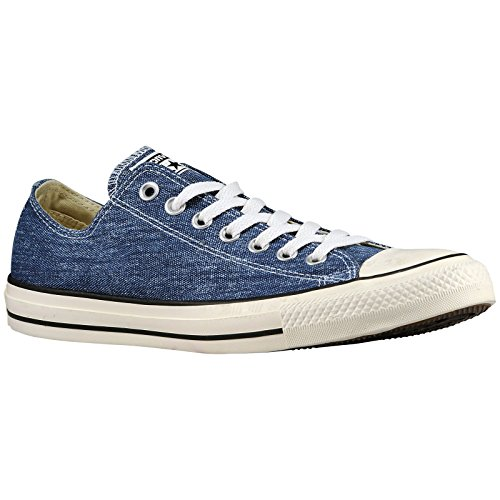 Converse Chuck Taylor Ox Navy Mens Trainers 10.5 US