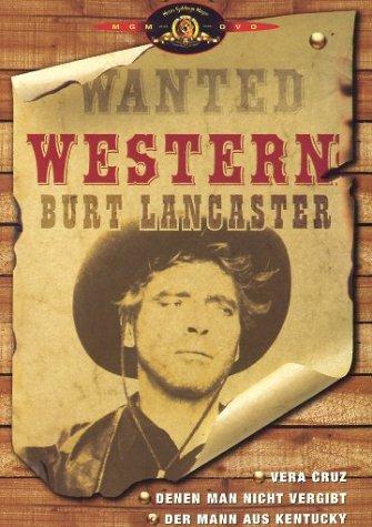 Burt Lancaster Western Collection [3 DVDs]