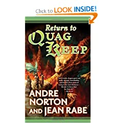 Return to Quag Keep by Andre Norton and Jean Rabe