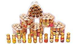 24 pc alcohol free attar gift set french, arabian and indian attars