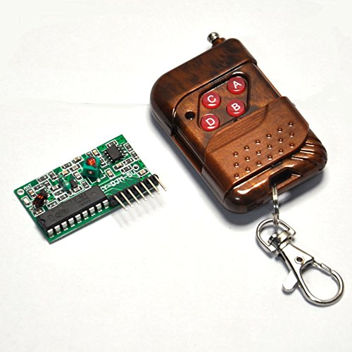 Gikfun-IC22622272-4-Channel-Wireless-Remote-Control-Kits-4-Key-For-Arduino-EK2037