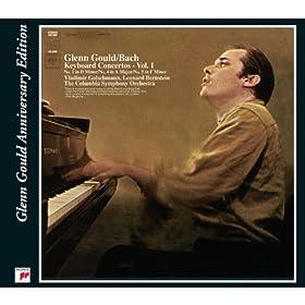 Bach: Keyboard Concertos Nos. 1, 4 & 5 (Glenn Gould Anniversary Edition)