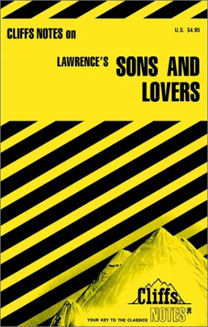 Cliffsnotes Sons and Lovers (Cliffs notes), Cliffs Notes Staff/Shaw,Rita G.