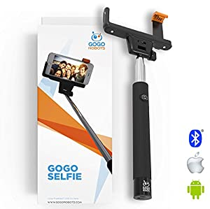 voted 1 selfie stick the gogo selfie stick iphone 6 plus iphone 5 iphone 5s. Black Bedroom Furniture Sets. Home Design Ideas