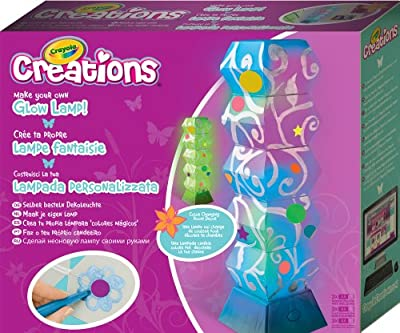 Crayola Make Your Own Glow Lamp