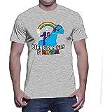 HAASE UNLIMITED Mens Bernie Sanders Is Magical T-shirt