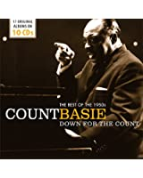 Count Basie : Down for the Count - The Best of the 1950s