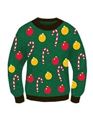Forum Christmas Ornament Novelty Sweater