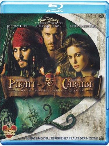 Pirati dei Caraibi - La maledizione del forziere fantasma [Blu-ray] [IT Import]