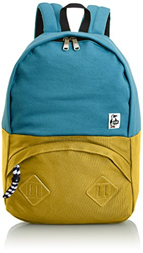 [チャムス] CHUMS Mariposa Day Pack Sweat Nylon CH60-0912 DarkOcean/Wild Yellow (ダークオーシャンワイルドイエロー)