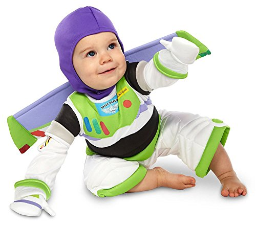 Buzz Lightyear Toy Story Costume for Baby