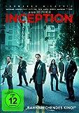 Inception DVD