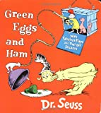 Green Eggs and Ham: With Fabulous Flaps and Peel-Off Stickers (0375810889) by Dr. Seuss