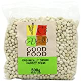 Good Food Pre-packed Organic Haricots Beans (Pack of 5)