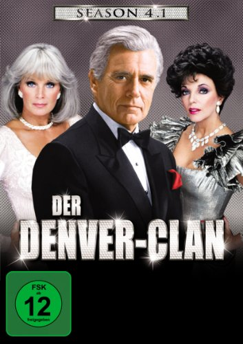 Der Denver-Clan - Season 4, Vol. 1 [3 DVDs]