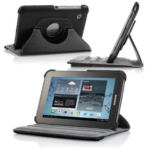 1 Moko Samsung Galaxy Tab 3 7 0 Case 360 Degree Rotating Cover Case For Samsung Galaxy Tab 3 7 0 Inch Sm T2100b00csm912g Best Buy