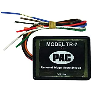 Pac Tr-7 Universal Trigger Output Module (12 Volt-Car Stereo Access / Interface Accessories)