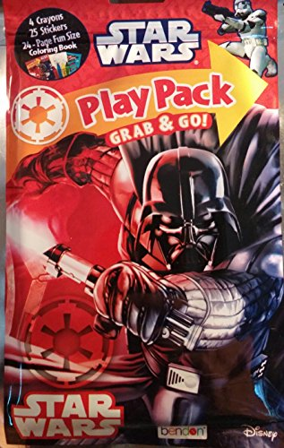 Star Wars Darth Vader Play Pack Grab & Go